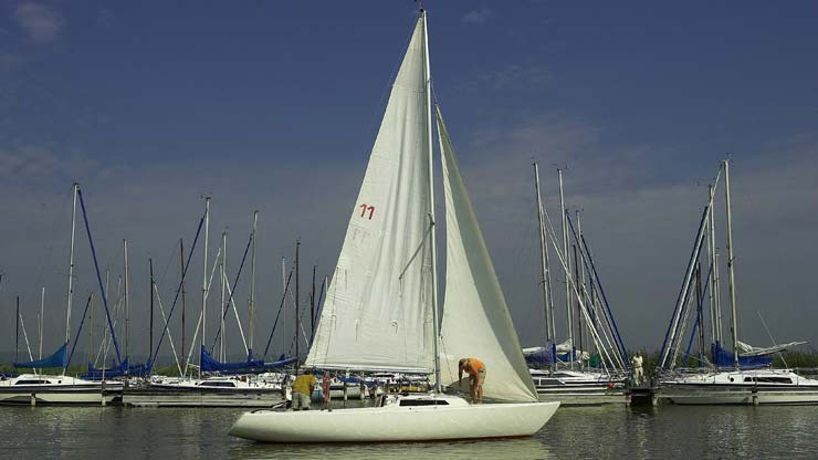 Watersport Neusiedler See